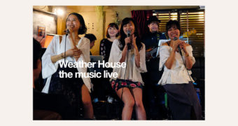 Weather House. ライブスケジュール