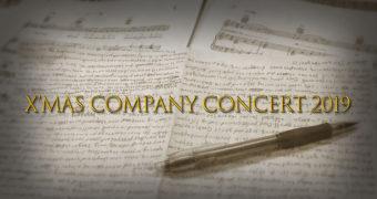 X'mas Company Concert 2019